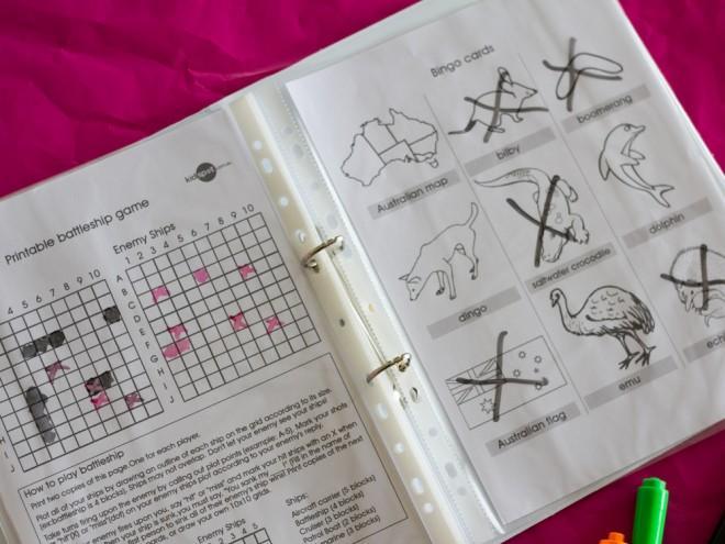 Fun DIY activity book-10