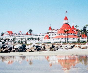Coronado Central Beach, San Diego