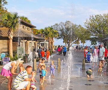 Coligny Beach Park, Hilton Head, South Carolina