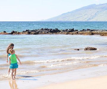 Kama'ole Beach Park III, Maui, Hawaii