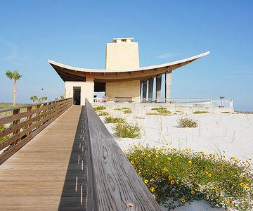 Gulf State Park Beach, Gulf Shores, Alabama