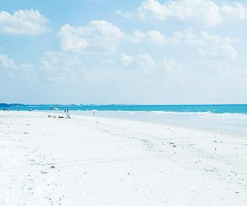 Siesta Key Public Beach, Siesta Key, Florida