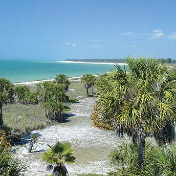 North Beach at Fort De Soto Park, Tierra Verde, Florida