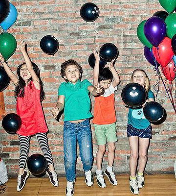 Bowling balloons