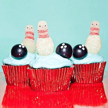 Kingpin Cupcakes