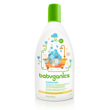 Babyganics Bubble Bath