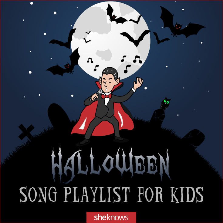 Kid-friendly Halloween songs to rock your little ghouls and goblins