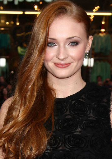 Sophie Turner from Game of Thrones