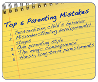 The Top 5 Parenting Mistakes and How to Avoid Them