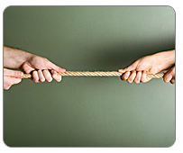 "Are You Caught in a Tug-of-War with Your Child? ""Don't Test Me!"""