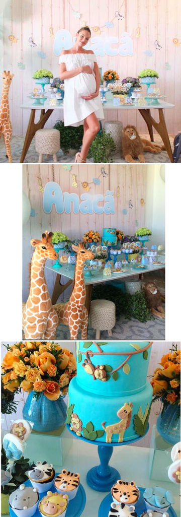 Glamorous Celebrity Baby Showers Tips For Caring Your Baby And
