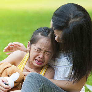 How to Handle Temper Tantrums: Coaching Kids to Calm Down