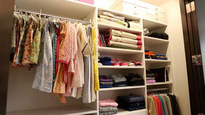 Home Organization: Kid's Clothing Storage