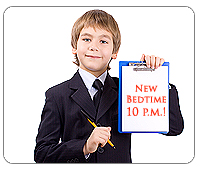 Living with Little Lawyers: Don't Over-negotiate with Your Child