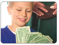 Do You Parent with Your Wallet? (Or Know Someone Who Does?)