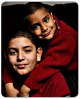Sibling Rivalry:  Good Kid vs. Bad Kid