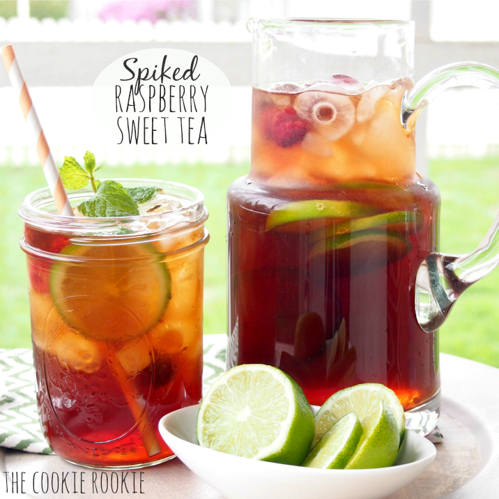 Because your favorite iced tea is missing just one thing: A drop of booze