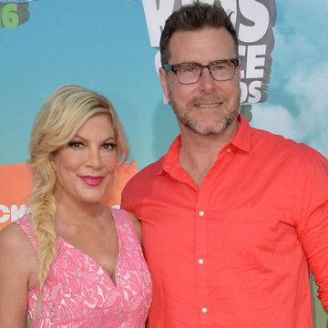 tori spelling and dean mcdermott 2016
