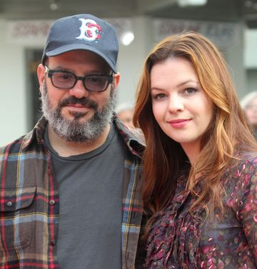 Amber Tamblyn David Cross Baby Name