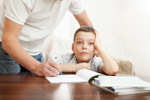 5 Ways to Deal with Your Kid's Homework Challenges