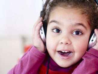 Are your child's headphones damaging their hearing?