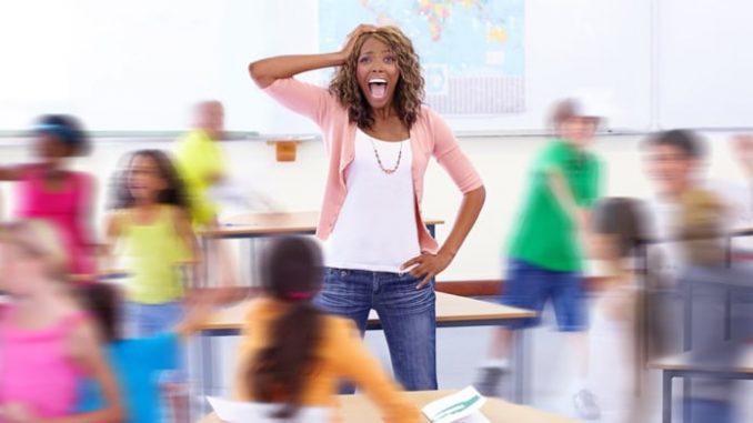 stop annoying your kids teacher