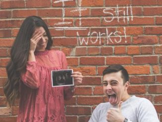 Best Pregnancy Announcement Ever? We Think So