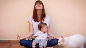 How I Found Inner Peace on the Yoga Mat With My Toddler