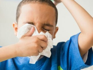tips for taking care of sick kid