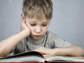 sad little reader
