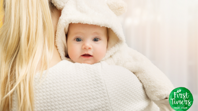 How to handle baby's first cold